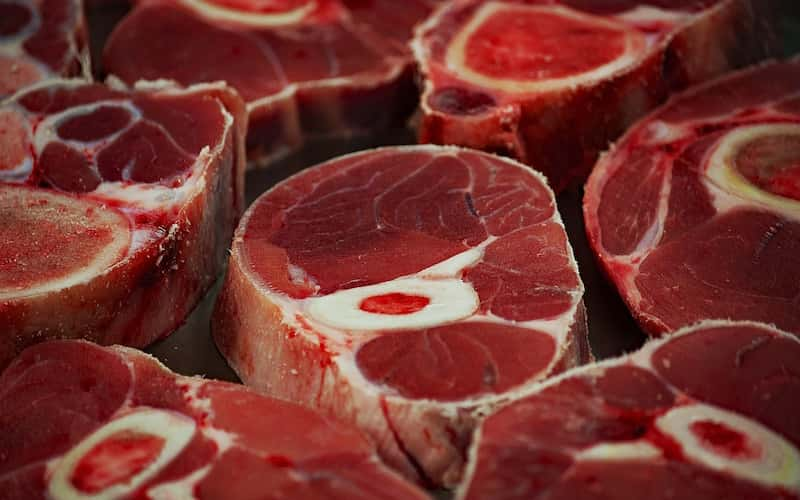 Beneficios de comer carne.
