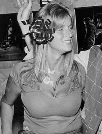 Linda McCartney activista.